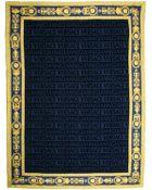 Versace Baroque-Print Towel - Lyst