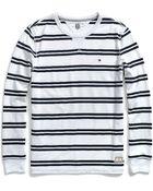 Tommy Hilfiger Long Sleeve Stripe Jersey - Lyst