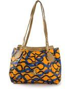 Vivienne Westwood Squiggle Shoulder Bag - Lyst