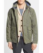 Timberland 'Mount Pierce' Regular Fit Waterproof Jacket - Lyst