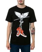 Rook The On A Wire Tee - Lyst