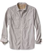 Banana Republic Heritage Check Utility Shirt - Lyst