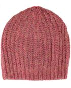 Etoile Isabel Marant Mohair And Wool Ribbed Hat - Lyst