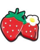 MUVEIL Strawberry Brooch - Lyst