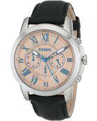 Fossil Grant - Fs4989 - Lyst