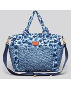 Marc By Marc Jacobs Diaper Bag - Pretty Nylon Aki Floral Eliz-A-Baby - Lyst