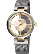 Kenneth Cole New York Womens Stainless Steel Mesh Bracelet Watch 36mm - Lyst
