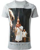 Philipp Plein 'Boxing Legend' T-Shirt - Lyst