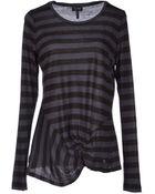 Armani Jeans Tshirt - Lyst