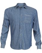 Marc By Marc Jacobs Denim Shirt - Lyst