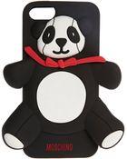 Moschino Panda Iphone 5 Case - Lyst