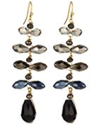 Nakamol Crystal Drop Earrings - Lyst