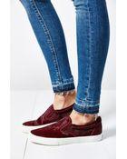 Superga 2311 Leahors Slip-On Sneaker - Lyst