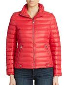 Calvin Klein Packable Down Puffer Jacket - Lyst