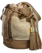 See By Chloé Leather Bag  P165 - Lyst