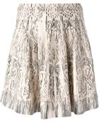 M Missoni Aline Knitted Skirt - Lyst