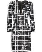 Balmain Sequin Dress - Lyst