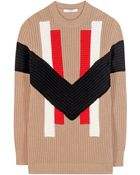 Givenchy Wool And Cashmere-Blend Sweater - Lyst