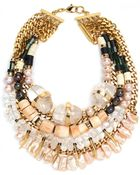 Lizzie Fortunato Excess And Elegance Necklace - Lyst