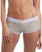 Jessica Simpson Love Story Boyshort Panties - Lyst