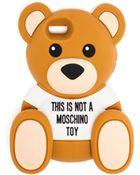 Moschino Iphone 6 Bear Case - Lyst