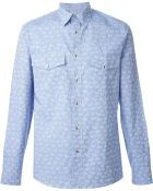 Paul Smith Animals Print Shirt - Lyst