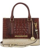 Brahmin Tri-Texture Anywhere Convertible - Lyst