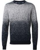 Paul Smith Degrade Sweater - Lyst
