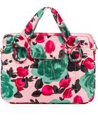 """Marc By Marc Jacobs Pretty Nylon Jerrie Rose 13"""" Commuter Bag - Lyst"""