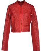 Twin-set Simona Barbieri Jacket - Lyst