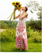 Inc International Concepts Crochet Fringe Sleeveless Top - Lyst