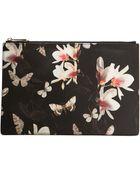 Givenchy Magnolia Clutch - Lyst