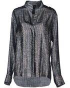 Balmain Shirt - Lyst