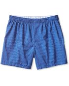Banana Republic Mini-Star Boxer - Lyst