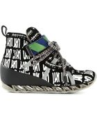 Bernhard Willhelm 'Himalaya' Hi-Top Sneakers - Lyst