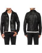 Joe's Jeans Moto Jacket - Lyst