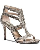 Michael Kors Sandals - Branson High Heel - Lyst