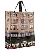 Harrods Large Windows Shopper Bag - Lyst