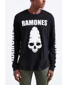 Urban Outfitters Ramones Long-sleeve Tee - Lyst