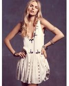 Free People Fp One Delphine Dress - Lyst