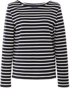 Petit Bateau Sailor Stripe Cotton Sweater - Lyst