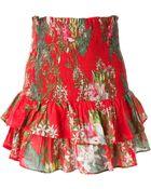 Etoile Isabel Marant 'Wilma' Skirt - Lyst