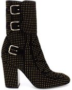 Laurence Dacade 'Merli' Studded Suede Boots - Lyst