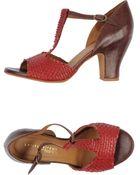 Latitude Femme Highheeled Sandals - Lyst