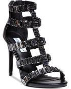 Steve Madden Women'S Famme Dress Sandals - Lyst