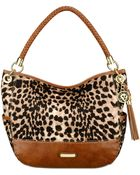 Anne Klein Act Natural Large Hobo - Lyst