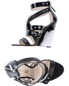 Casadei For Prabal Gurung Wedge - Lyst