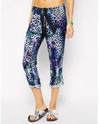 Talulah Force Of Nature Beach Pants - Lyst