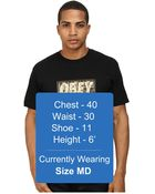 Obey Drug Rug Basic Tees - Lyst