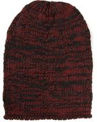 Dolce & Gabbana Knitted Hat - Lyst